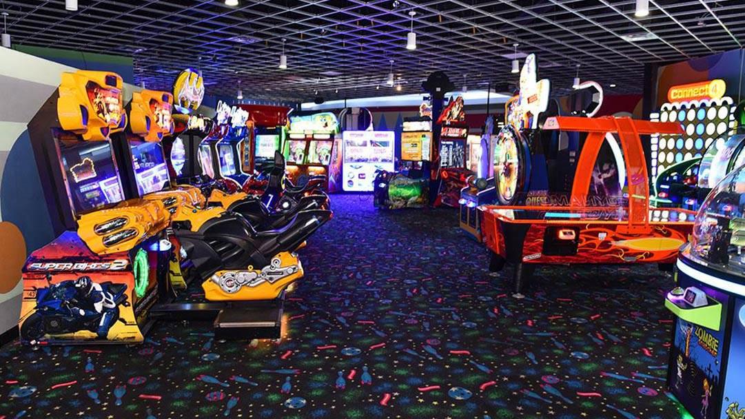 Stockbridge, GA Bowling Alley - Pin Strikes Entertainment Center