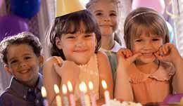 Birthday Party Package at Stockbridge Entertainment Center