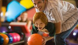 Family Bowling Package at Georgia Entertainment Center